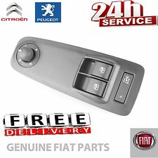 PEUGEOT BOXER CITROEN RELAY FIAT DUCATO DOBLO POWER WINDOW SWITCH MIRROR CONTROL