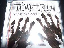 The White Room Enemies Closer (Roadrunner Australia) CD EP – Like New