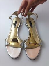 dolce and gabbana T Strap Sandals Shoes