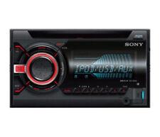 Autoradios et façades Sony entrée AUX avec lecteur CD pour véhicule