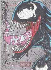 Marvel 75th Anniversary SketchaFEX Venom Color Sketch Card By Jeffrey Benitez