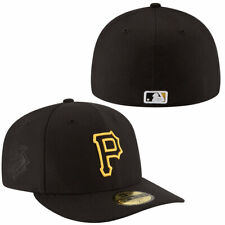 Pittsburgh Pirates New Era 59FIFTY 5950 On Field Diamond Game LOW Hat 7 5/8 NEW