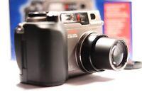 Olympus CAMEDIA C-3000 ZOOM Digital Camera - silver