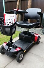 Mobility Scooter Pride GoGo PLUS (NEW BATTERIES) Electric disabled boot buggy