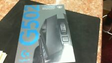 Logitech - G502 Lightspeed Wireless Optical Gaming Mouse with RGB Lighting