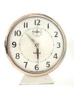Ancien Réveil Mécanique TIMECAL. Made in Great Britain