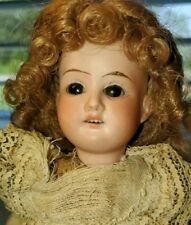 """Antique ARMAND MARSEILLE Bisque Head 9 1/2"""" Doll 390 A 10/0 M Made In Germany"""