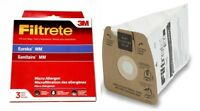 * Genuine Eureka Sanitaire MM Filtrete Micro Allergen Vacuum Cleaner Bags (3pk)