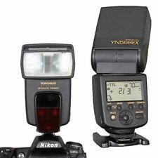 Yongnuo YN568EX i-TTL HSS Wireless Blitz Blitzgerät Speedlite für Nikon Kamera