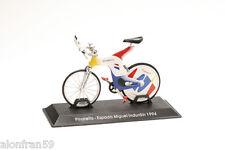 Kollektion Fahrrad 1:15 Pinarello - Espada Miguel Induráin 1994 Diecast BIC004