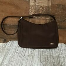 Liz Clairborne little brown bag. EUC
