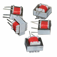 10 X Audio Transformers 600:600 Ohm Europe 1:1 EI14 Isolation Transformer JD