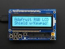 Adafruit RGB LCD Shield Kit w/ 16x2 Character Display [ADA716]