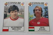 2x Sammelbild PANINI ESPAÑA 82 Fußball-WM 1982 Sticker  # 69 194
