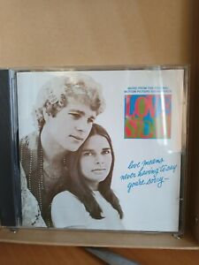 LOVE STORY MUSIC FROM THE ORIGINAL MOTION PICTURE SOUNDTRACK OST CD ALBUM