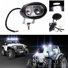 Auto Truck Tractor Cool White Spot Beam 20W 1900LM 6000K LED Fog Light&Work Lamp