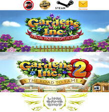 Gardens Inc. – From Rakes to Riches + 2: The Road to Fame PC Digital STEAM KEY