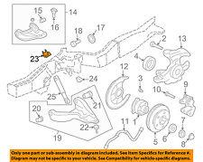 GM OEM Front Suspension-Bumper 15590236