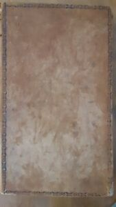 Unique Store Journal dated 1851-1852