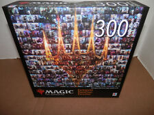 Magic The Gathering GenCon Exclusive Planeswalker Collage 300 Piece Puzzle NEW