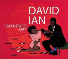 Valentine's Day [Digipak] * by David Ian (CD, Jan-2014, Prescott Records)