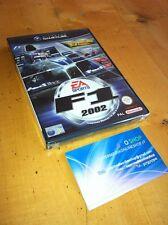 F1 2002 FORMEL EINER 1-NEU E VERSIEGELT_GAME CUBE/GAMECUBE/COMP.WII NEW SEALED