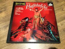 LONDON OSA 1307 FFSS BlueBack WB Boito Mefistofele Tebaldi LP Records NM