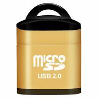 Nuevo Alta Velocidad Adaptador Lector De Tarjetas De Memoria Micro-SD TF Mi K2G2