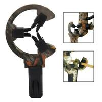 Arrow Rest Compound Bow Archery Brush Capture Arrow Rest for Outdoor Hunting!