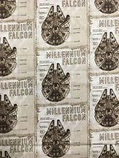 Star Wars - Millenium Falcon - Fabric Material