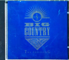 BIG COUNTRY - THE CROSSING - MERCURY CD - WEST GERMANY