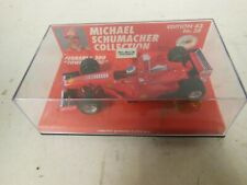 Minichamps Michael Schumacher Ferrari F300 limited edition 1:43 scale