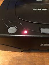 Sega Saturn Region Free BIOS Konsole NEU Batterie Modell 2 Japanisch schwarz pink LED