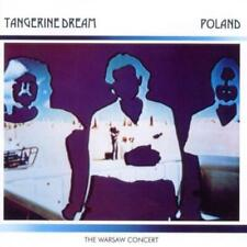 Tangerine Dream - Poland - The Warsaw Concert - NEW CD