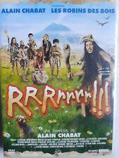 C62 DVD COMEDIE RRRrrrr ! de et avec Alain CHABAT LES ROBINS DES BOIS