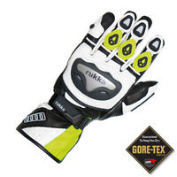 RUKKA ARGOSAURUS GLOVES GORE-TEX LEATHER BLACK - SIZE 10 (LARGE)