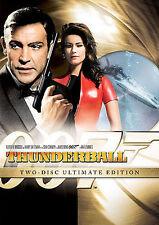 Thunderball (DVD, 2008, 2-Disc Set, Movie Money Checkpoint Sensormatic Widescree