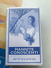 "1  BAR Mannite  ""CONOSCENTI"" Bars *** New?*** 25g (((((LADY)))))"
