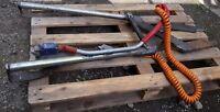 riesige Zange Gießerei Spezialzange 21kg Sonderanfertigung XCKJ H29 Schalter