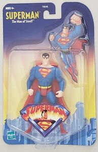 SUPERMAN THE ANIMATED SERIES SUPERMAN THE MAN OF STEEL WALMART EXCLUSIVE