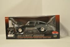 1968 Plymouth Barracuda 1 of 1002 Black 1:18 Diecast Highway 61