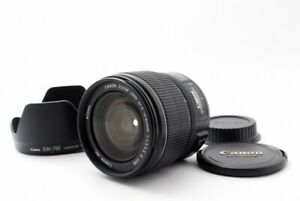 Canon EF-S 15-85mm F/3.5-5.6 IS USM Lens [Near Mint] From Japan Tested #867989