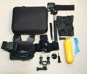 Accessories Kit Mount Set For GoPro Hero 4 5 6 7 8 Xiaomi Cam Monopod Bundle