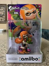 Splatoon Inkling Girl Amiibo