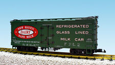 USA Trains G Scale R16353 NEW HAVEN DAIRY - GREEN  Reefer