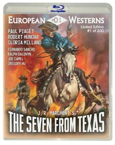 THE SEVEN FROM TEXAS