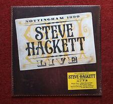 Steve Hackett Live Brown Vinyl LP