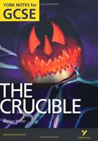 The Crucible: York Notes for GCSE by David Langston, Martin. J. Walker | Paperba