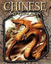 Chinese Mythology (The World of Mythology)-ExLibrary