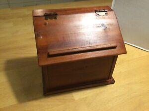 Wood Recipe Box new and still boxed
